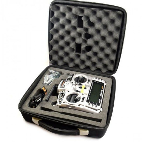 FrSky Taranis X9D Plus ACCST Transmitter with EVA case